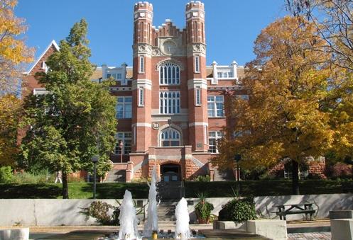 Westminster College in Salt Lake City, Utah
