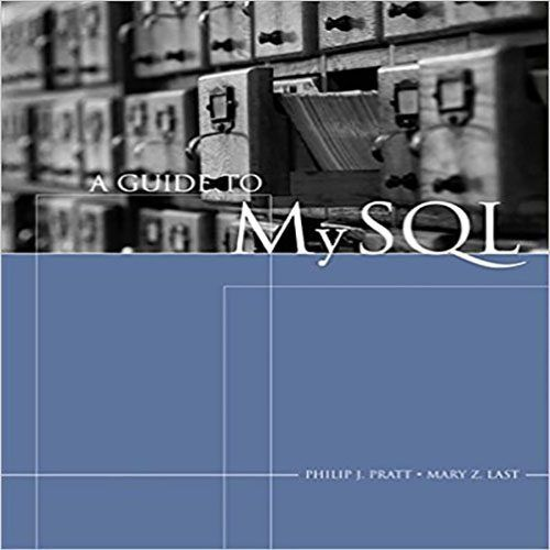 43 best test bank 2 images on pinterest test bank for a guide to mysql 1st edition by pratt and last fandeluxe Gallery
