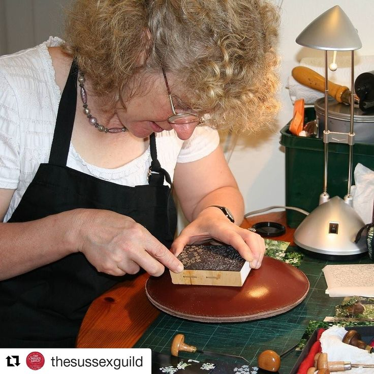More from #marchmeetthemaker via the Sussex Guild ・・・ Sue Scullard is a printmaker who specialises in wood engraving.