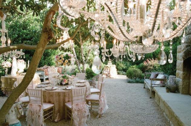 Courtyard wedding: Outdoor Wedding, Decor, Ideas, Dreams, Weddings, Bridal Shower, Gardens Wedding, Gardens Parties, Chairs Covers