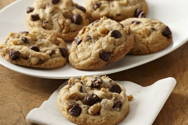 Transform the traditional chocolate chip cookie with a touch of fragrant cinnamon. Click here to see 10 New Recipes to Rock your Bake Sale   Click here to see Our 50 Best Cookie Recipes ...
