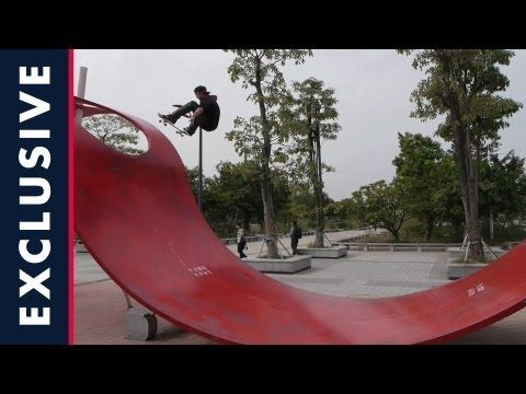 Sheckler Sessions - Plan B China Trip Part 1 - Episode 12
