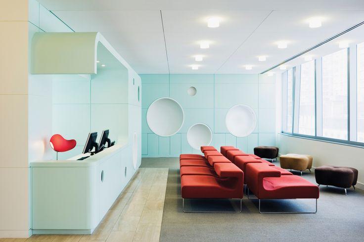 Ballinger interior design healthcare weill cornell - Cornell university interior design program ...