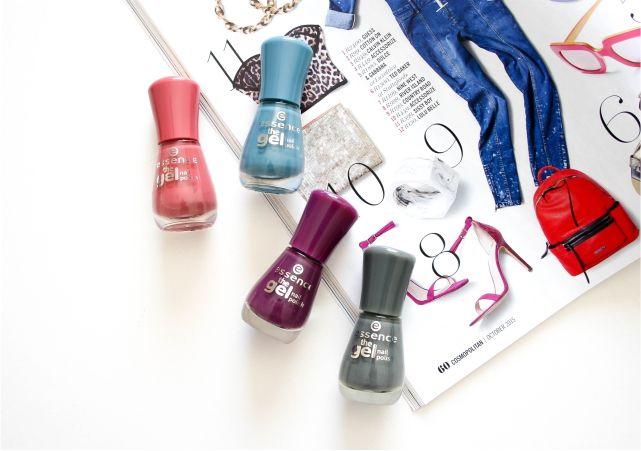 Essence The Gel Nail Polish #nails #nailpolish #mani #beauty #beautyblog #beautyblogger #mani #nailart #nailpolish