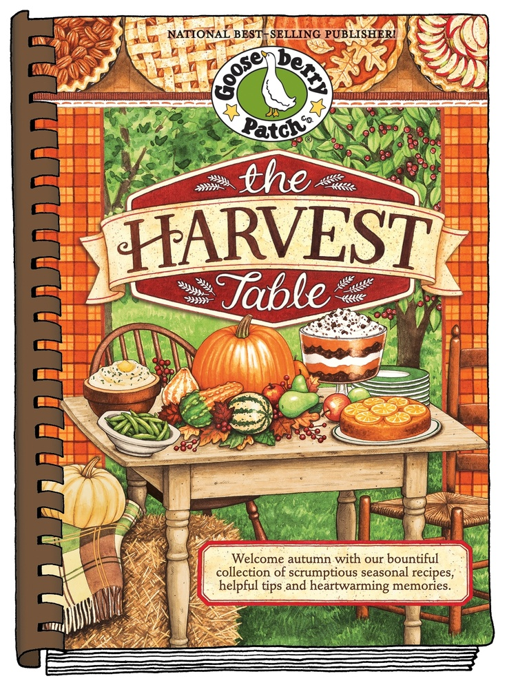 The Harvest Table Cookbook from Gooseberry Patch