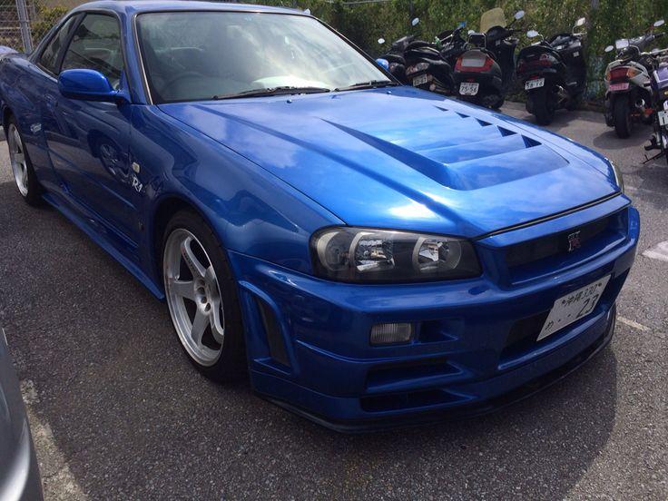 Nissan Gt R R34 Nur Spec