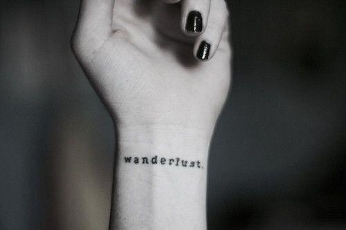 Wanderlust |Pasión de viajar