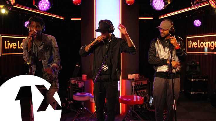 Chip - Feeling Myself feat. Wretch 32 & Kano in the 1Xtra Live Lounge