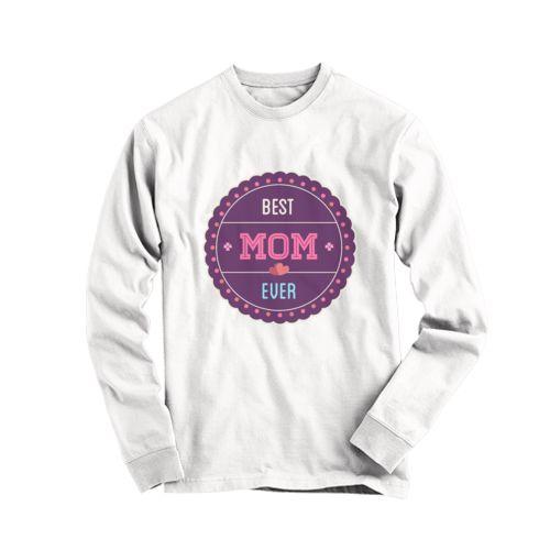 Best Mom Ever dari Tees.co.id oleh Geekster.Inc