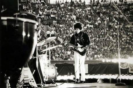 Jimi Hendrix Plays The Jacksonville Coliseum With The