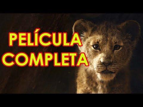 El Rey Leon 2019 La Mejor Pelicula Estreno De Disney En Espanol Youtube El Rey Leon Pelicula Disney Espanol Peliculas