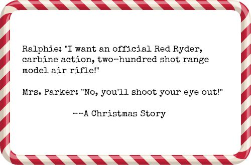 17 Best Christmas Movie Quotes On Pinterest