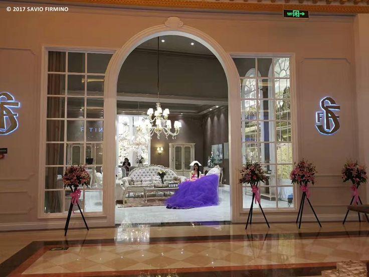 Welcome to the latest of our worldwide SAVIO FIRMINO mono-brand boutiques - Suzhou, China!
