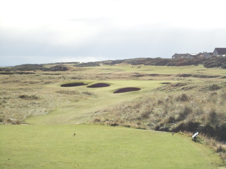 Royal Dornoch. Regular top 10 in the world says it all.