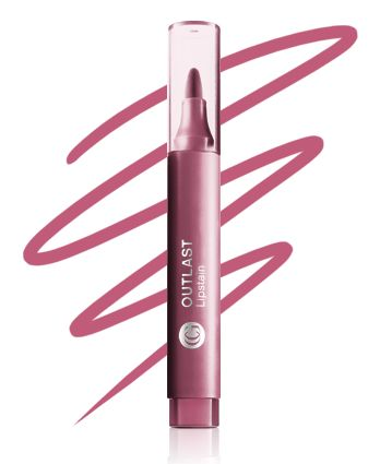 Never have time to reapply? Try this long-lasting stain. Outlast Lipstain in Plum Pout, $8; covergirl.com.