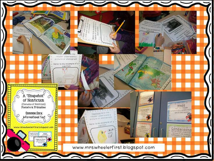 1000+ images about Teaching nonfiction on Pinterest | Anchor ...