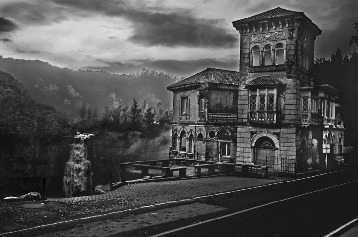 el hotel del salto, colombia | HOTEL DEL SALTO – CUNDINAMARCA (COLOMBIA) – PABLO SUÁREZ | Cien ...