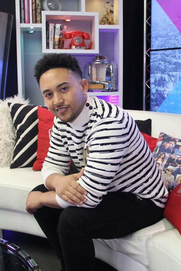 The 'Smart Guy' aka Tahj Mowry is all grown up!