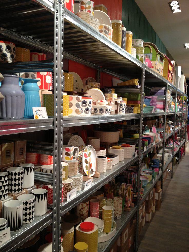 Huiszwaluw in Gent // http://www.huiszwaluw.com // Orla Kiely House // Ferm Living