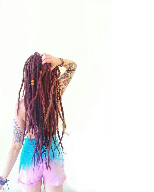 #dreadlocks #mightylocs #mydreadslife #wonderlocks #divinedreads #dreadshare #dreadstyles #dreadstuff #wilddreads #inked #tattoo