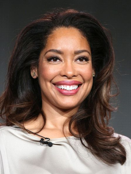 Jessica Pearson Style. Lush and Full | Actor Gina Torres I like that!