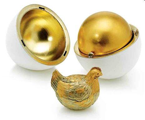 marinni: Кубки и светильники в виде яиц