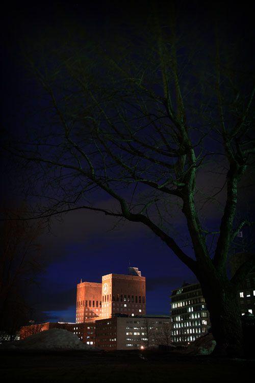 Oslo town hall - Oslo, Oslo