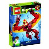 LEGO Ben 10 Alien Force 8518 Jet Ray