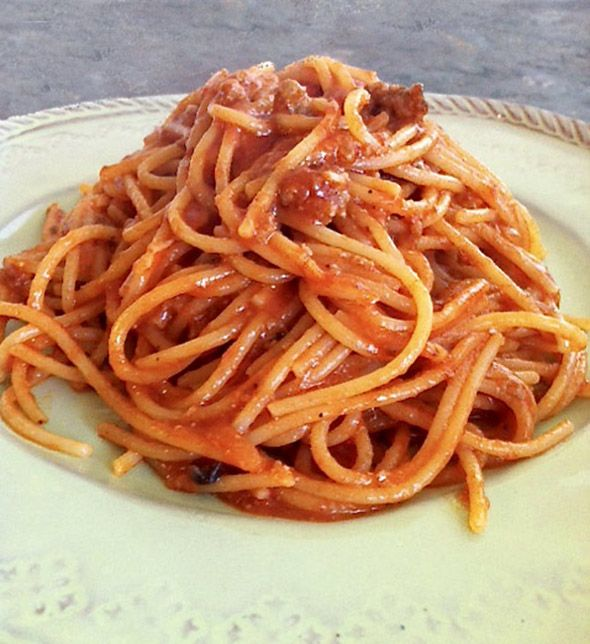 Evan's One-Pan Pasta 590