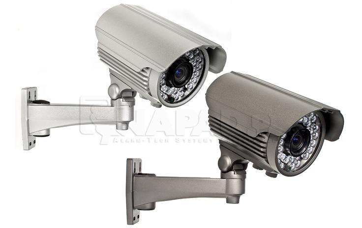 Kamera kolorowa AT VI860 z regulowanym obiektywem 2.8-12mm. Przetwornik 1/3 SONY 600/700TVL. Funkcje: AWB AGC AES.   Niezawodna kamera do telewizji przemysłowej VI860 przeznaczona jest do całodobowej obserwacji chranianych obiektów. Wbudowany oświetlacz podczerwieni zapewnia widoczność kamerze w porze nocnej. Wydajny przetownik obrazu Sony gwarantuje wysoką jakość rejestrowanego obrazu. Inteligentne funckje korekcji obrazu zapewnią klarowność materiału AV. Zobacz więcej kamer…