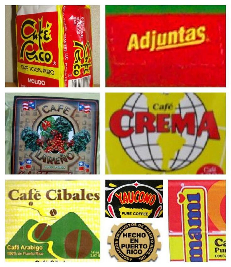 Mi Vida Cafe Puerto Rico Menu