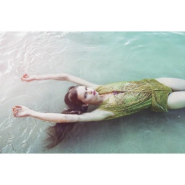 Ondria Hardin And Morgane Warnier By Damon Heath For Lula Magazine #14 ❤