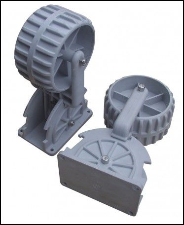 Inflatable Boat Dolly Wheels