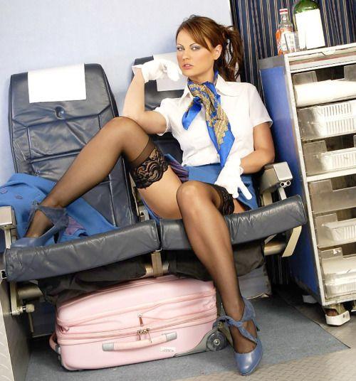 Is it hard dating a flight attendant