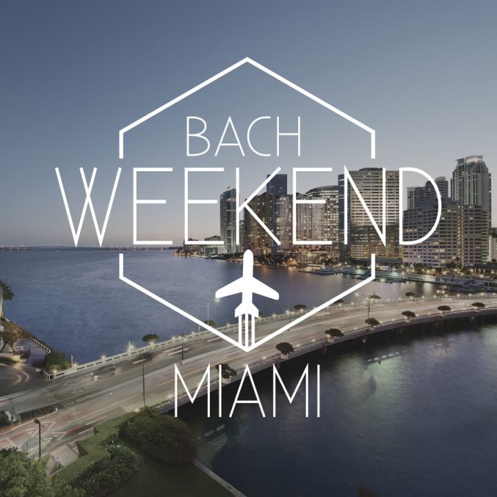 Party in Miami like a VIP Bachelorette | BACH WEEKEND