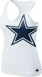 NEW ARRIVAL: Dallas Cowboys Womens Nike Big Logo Tri-Blend Tank Top - Navy http://www.fansedge.com/Dallas-Cowboys-Womens-Nike-Big-Logo-Tri-Blend-Tank-Top-_79547796_PD.html?social=pinterest_pfid22-19841
