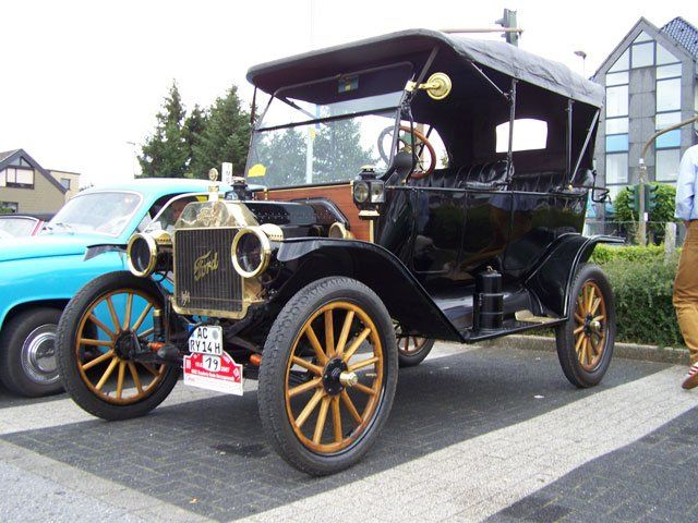 1914 Model T Ford