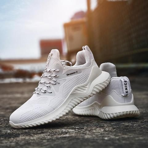 info for 723d7 953c3 man Sneakers 2018 four seasons Running shoes for adults Breathable mesh  lightweight Outdoors Sports Athletic Calzado de hombre