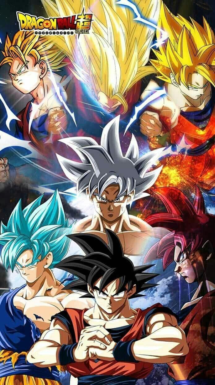 Pin De Danny En Dragon Ball Super Personajes De Dragon Ball Dragones Dragones Wallpaper