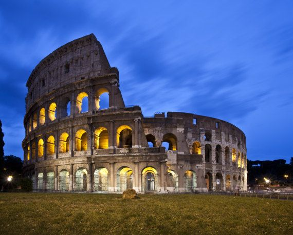 Original fine art photography print or image on canvas featuring the famous Colosseum in Rome, Italy. • Landscape print sizes: 4x6, 5x7, 8x10, 10x12, 12x16, 16x20, 20x24, 24,36  FINE ART CANVAS (only available for UK shipping due to costs) • Canvas depth 2 • Canvas edge will be white to ensure you do not lose any of the image • Landscape canvas sizes: 12x16, 25x30, 30x40  If you would like to discuss any of the print/canvas options, please...