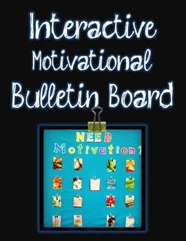 1000 ideas about motivational bulletin boards on pinterest bulletin boards school bulletin. Black Bedroom Furniture Sets. Home Design Ideas