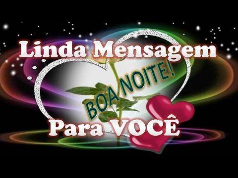 BOA NOITE - UMA VIDA FELIZ - Mensagem de Reflexão - Vídeo de boa noite para WhatsApp - YouTube