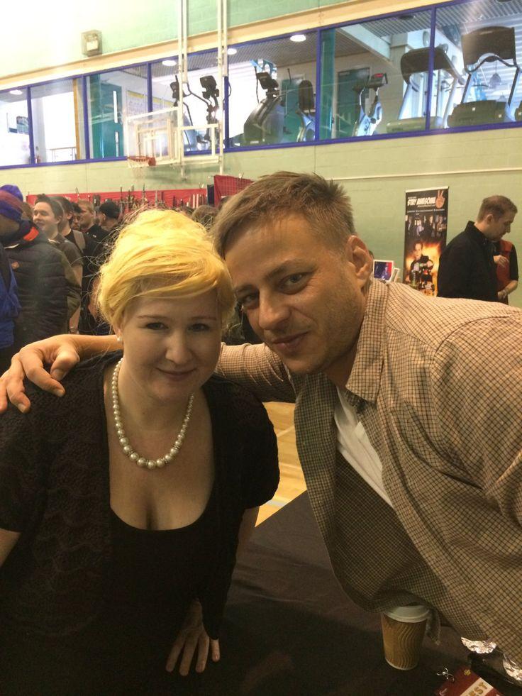 At wales Comic-Con