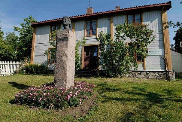 Kirsten Flagstad Museum in #Hamar #Hedmark #Norway - http://www.nordicmarketing.de/hedmarksmuseet/