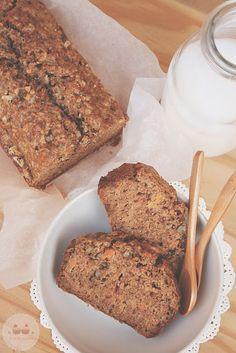 Bizcocho de Zanahoria Sin Azúcar: recetas sanas y buenísimas!!   Cocinar en casa es facilisimo.com