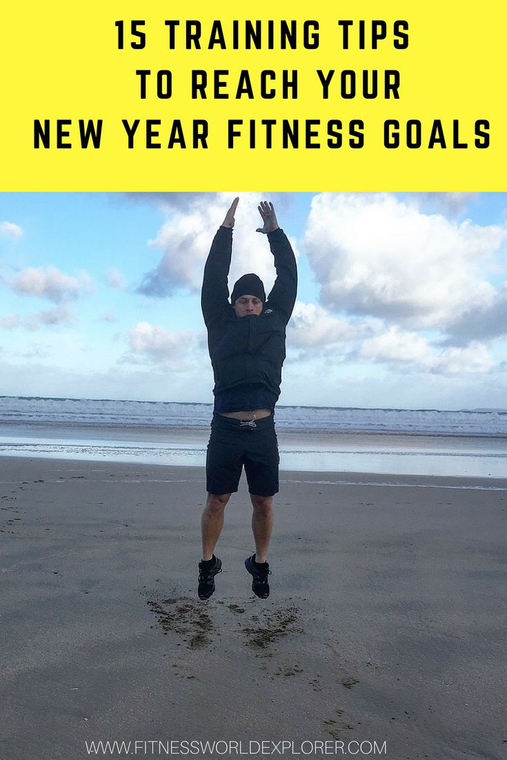 Fitness Tips to keep the new year resolutions on track. 15 important tips to consider in the winter months, from an experienced Personal Trainer.