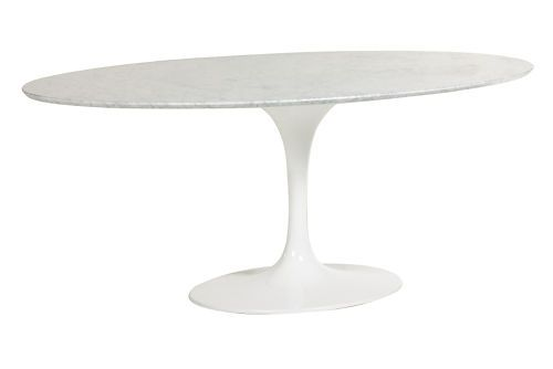 17 best images about saarinen tulip table and chairs on for Room and board saarinen table