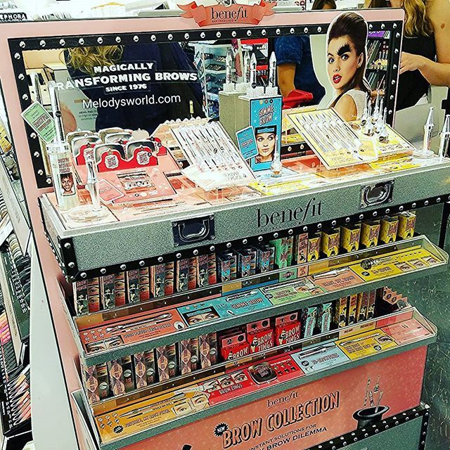 Available Now online and in stores @Sephora and @ultabeauty The @benefitcosmetics big #Brow #Collection This collection incluses : Gimme Brows $24 Goof Proof abrow Pencil $24 Ka-Brow, cream Gel Color with Brush $24 Precisely My Brow Pencil :ultra fine shape and define pencil $24 . Im very excited to try this one Browvo conditioning primer $28 Brow Zings: Tame and shape Eyebrow Kit $32 High Brow and High Brow Glow $22 each 3D Browtone :Instatnt color highlights $24 Re...