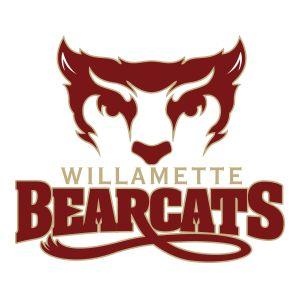 Bearcats, Willamette University (Salem, Oregon) Div III, Northwest Conference #Bearcats #SalemOregon #NCAA (L11327)