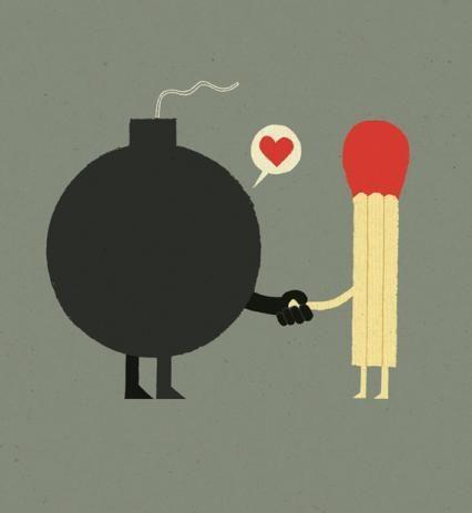 o resumo de muitas relações! hahaha
